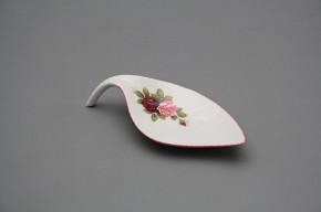 Tea bag bowl Elizabeth rose RL