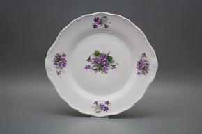 Cake plate 27cm Verona Violets GBB
