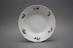 Deep plate 24,5cm Verona Forest berries ACL