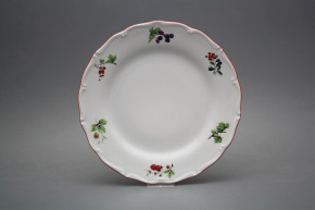 Flat plate 25cm Verona Forest berries ACL