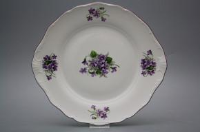 Cake plate 27cm Verona Violets GFL