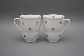 Mug 0,3l Verona Flower sprays GL