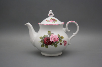 Teapot 1,2l Ofelia Elizabeth rose RL č.1