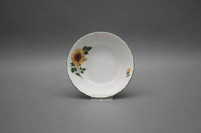 Salad dish 13cm Ofelia Sunflowers DZL č.1