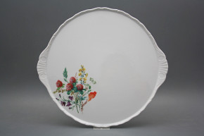 Cake dish 30,5cm Verona Flowering meadow Motiv A HBB