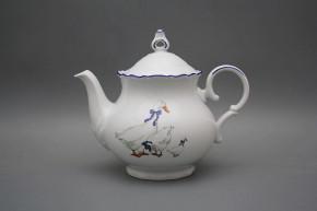 Teapot 1,2l Ofelia Geese ML