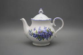 Teapot 1,2l Ofelia Forget-me-not AL