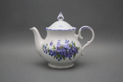 Teapot 1,2l Ofelia Forget-me-not AL č.1