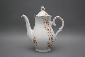 Coffeepot 1,2l Ofelia Tea roses HL