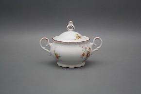 Coffee sugar bowl 0,24l Ofelia Tea roses HL