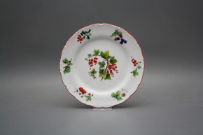 Dessert plate 19cm Ofelia Forest berries FCL