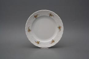 Dessert plate 19,5cm Opera Tea roses BB