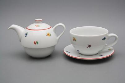 Tea set Duo Sprays CL č.1