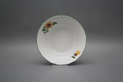 Salad dish 19cm Ofelia Sunflowers DZL č.1