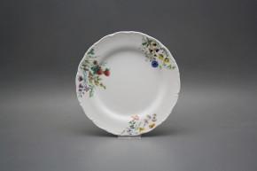 Dessert plate 19cm Ofelia Flowering meadow CBB
