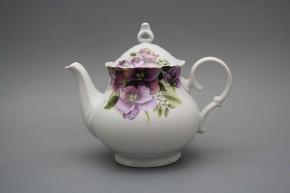 Teapot 1,2l Ofelia Pansy BB