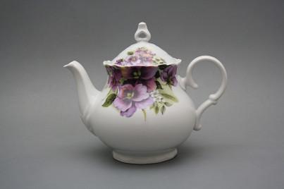 Teapot 1,2l Ofelia Pansy BB č.1