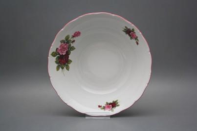 Deep dish 25cm Ofelia Elizabeth rose CRL č.1