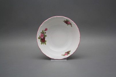 Salad dish 16cm Ofelia Elizabeth rose CRL č.1
