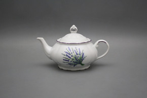 Teapot 0,5l Verona Lavender FL