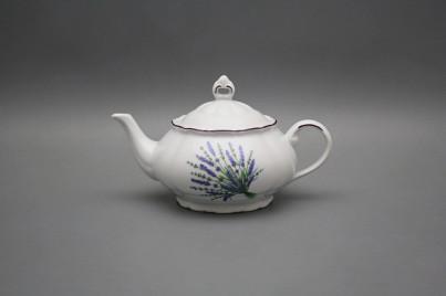 Teapot 0,5l Verona Lavender FL č.1