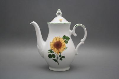 Coffeepot 1,2l Ofelia Sunflowers ZL č.1