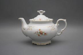 Teapot 1,2l Marie Louise Tea roses GL