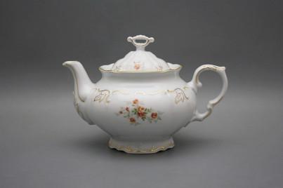 Teapot 1,2l Marie Louise Tea roses GL č.1