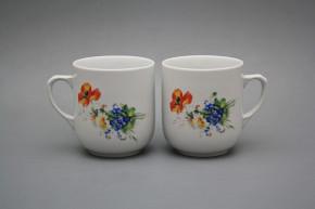 Mug Trojka 0,3l Field flowers BB