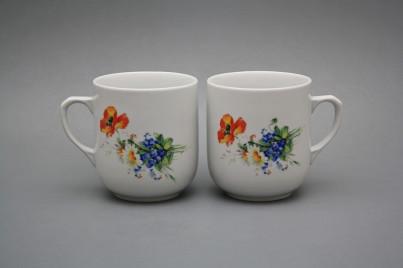 Mug Trojka 0,3l Field flowers BB č.1