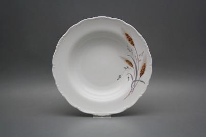 Deep plate 23cm Ofelia Corn HBB č.1