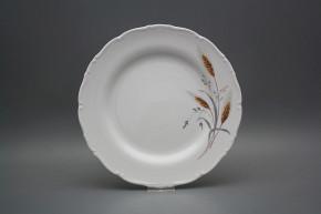 Flat plate 25cm Ofelia Corn HBB
