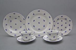 Dining tea set Ofelia Meadow flowers Sprays 30-piece BML