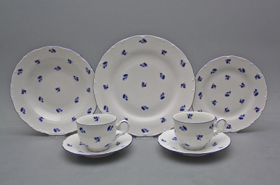 Dining tea set Ofelia Meadow flowers Sprays 30-piece BML č.1