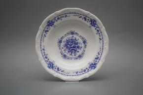 Deep plate 23cm Maria Teresa Royal Blue BB
