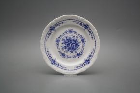 Dessert plate 19cm Maria Teresa Royal Blue BB