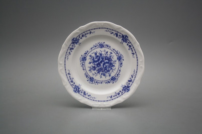Dessert plate 19cm Maria Teresa Royal Blue BB č.1