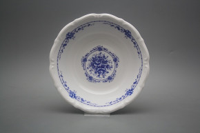 Deep dish 23cm Maria Teresa Royal Blue BB