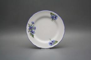 Dessert plate 19cm Ofelia Cornflowers CAL