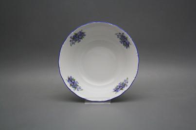 Salad dish 19cm Ofelia Forget-me-not EAL č.1