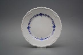 Dessert plate 19cm Maria Louise Royal Blue BB