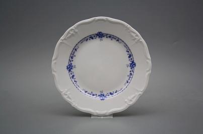 Dessert plate 19cm Maria Louise Royal Blue BB č.1