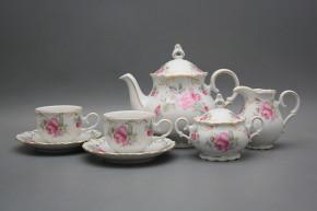 Tea set Ofelia Delight 15-piece GL LUX