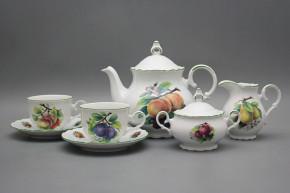 Tea set Ofelia Fruits 15-piece ZL