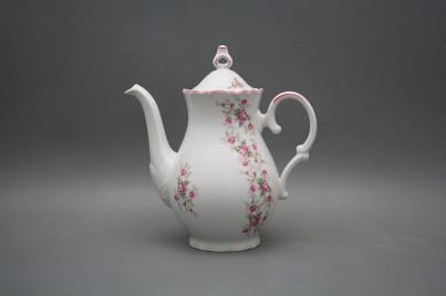 Coffeepot 1,2l Ofelia Pink roses RL č.1
