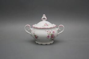 Sugar bowl 0,24l Ofelia Pink roses RL