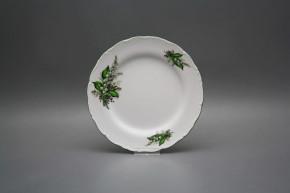 Dessert plate 19cm Ofelia Lillies of Valley CZL