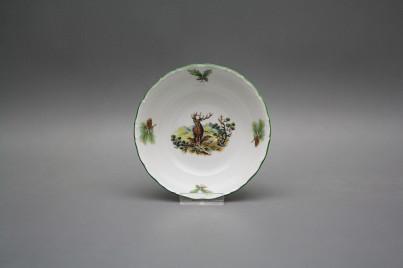 Salad dish 13cm Ofelia Roaring stag GZL č.1