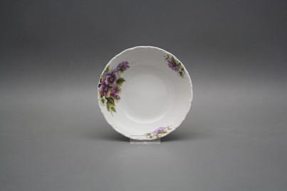 Salad dish 13cm Ofelia Pansy CBB č.1