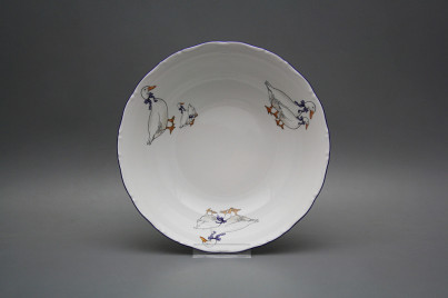 Deep dish 23cm Ofelia Geese CML č.1